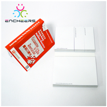2018 Printing Custom Note Pad Combined Sticky Memo Pad