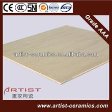 FOSHAN white pink beige double loading ceramic micro crystal polished porcelain floor tiles 20x20 10x10