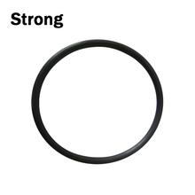 Food grade white/black/clear silicone O ring EPDM/NBR rubber O rings for waterproof seal