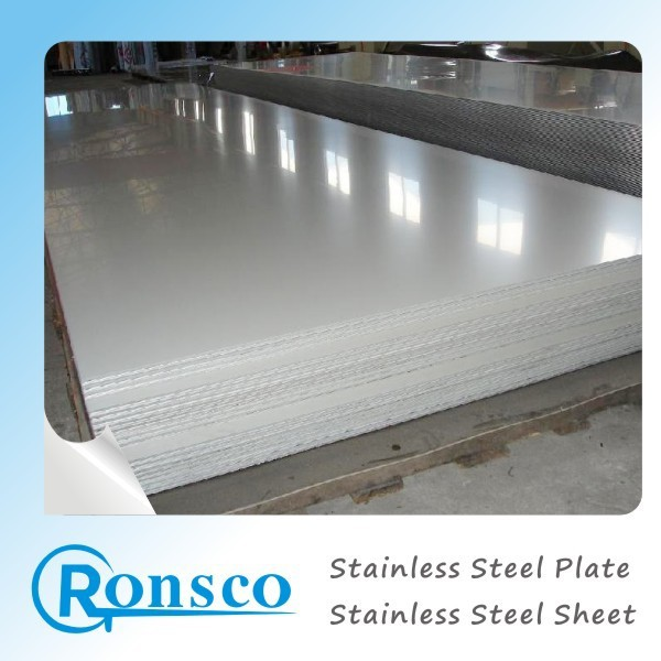 Taiwan YC astm 316 stainless steel plates 0.86MM with 2B