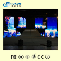 Super slim/thin P3.9 full color led display screen for rental/club/disco/live show/stage