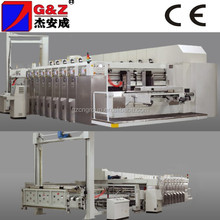 Carton used corrugated box machinery