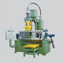 Z958B vertically shell core casting machine / shell moulding machine manufacturer