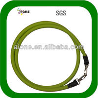 2014 latex workout band elastic latex exercise rope A-T012
