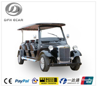 CE approved electric vintage car with wholesale price aluminium chassis