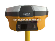 High precision 220 channel Hi-target v60 GPS TRK dual frequency surveying instrument