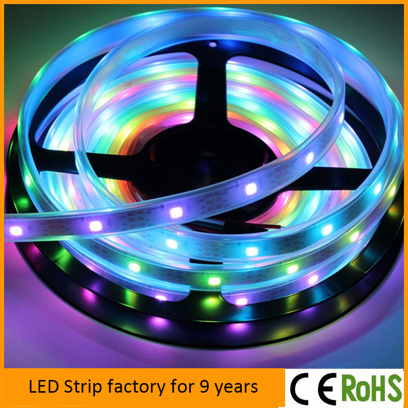 5m 600leds 3528 black light uv a strip led