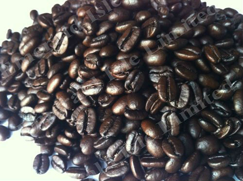 Tanzania Peaberry Roasted Coffee Beans