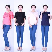 Whlolesale Clothing Maternity T Shirts Style