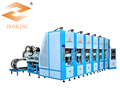 Shoes injection molding machine for EVA footwear