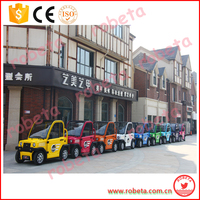 single person electric transport vehicle