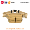 Competitive Price Canvas Fashion Multi-functional Money Waist Bag with Adjustable Flexible Straps