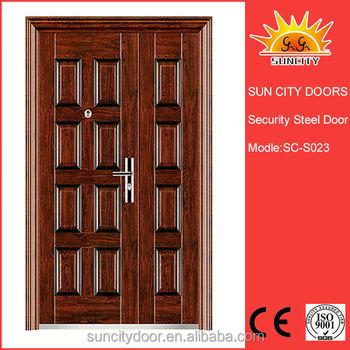 Beautiful 48 Inch Steel Door Designsc S023 Buy 48 Inch Doors 48 Inches Exterior Doors 48 Inch