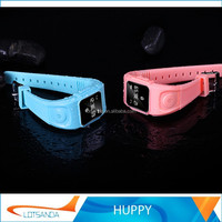 HUPPY - Wearable Phone and Locator for Kids, GPS Watch Kids