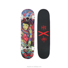 Alibaba best sales skateboard wholesale price high quality custom skateboards complete
