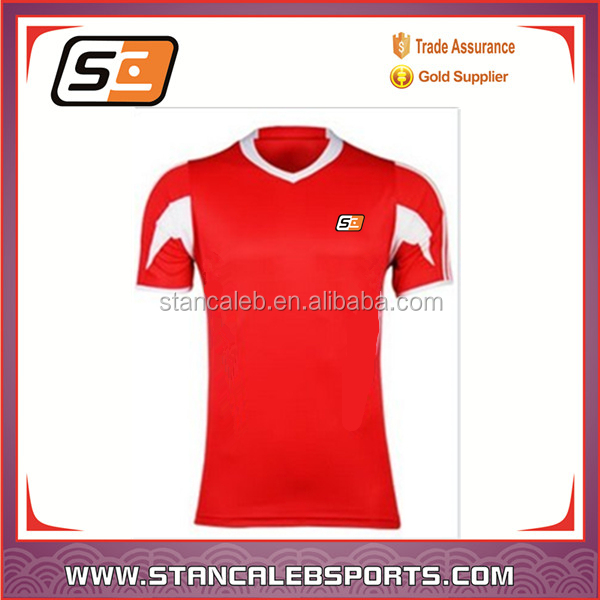 2017 New Sublimation Football Jersey Cheap Soccer Uniform Wholesale Factory from Italian Designer Sportswear