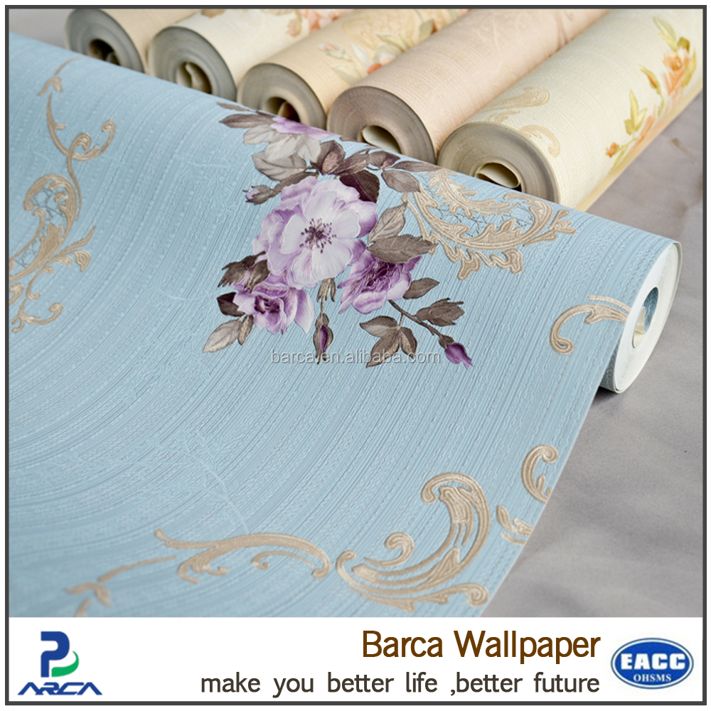 Barca factory 3708 series modern style high class wallpaper closeouts