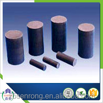 hot sale & high quality carbon glass bronze graphite filled PTFE rod products/bar