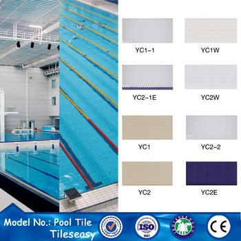 Price for stock decorative ceramic swimming pool decking tiles