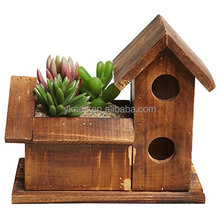 Customized Size birdhouse for finches