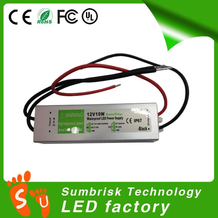 High quality 12v led waterproof power supply