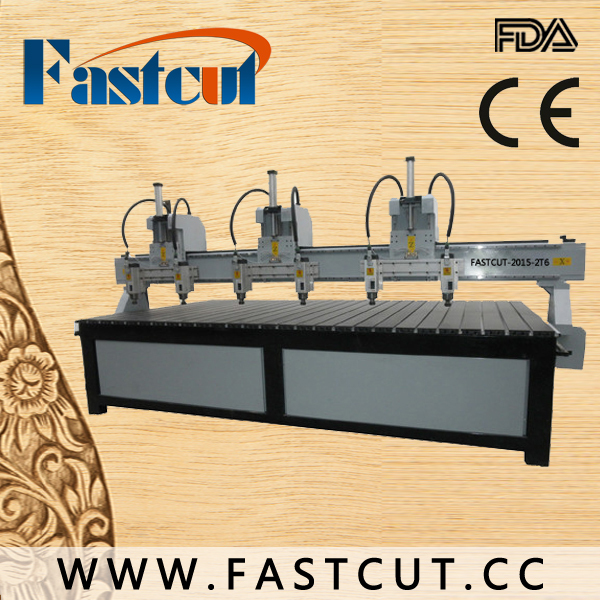 cnc wood engraving machine cnc cutter FASTCUT2015 from jinnan China
