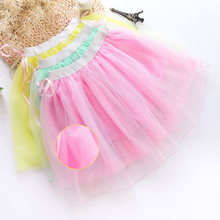 childrens boutique clothing dance wear girls blue organza baby tutu skirts