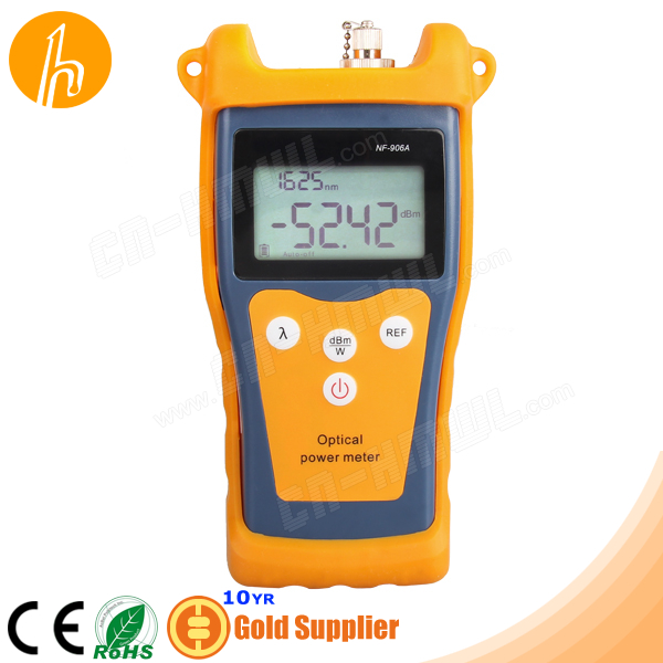 650nm meter Fiber handheld Optical power cable tester