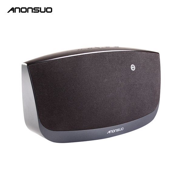 new products 2016 Anonsuo seashell wireless remote tv speaker mic audio subwoofer