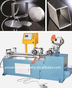 China factory UM-315 automtaic Pipe Cutting Machine for any metal Pipe