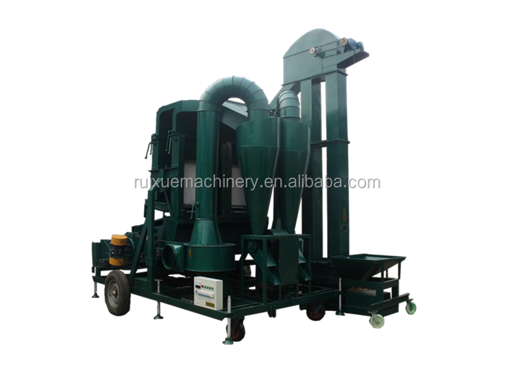 grain sesame cleaning machine/sesame seed cleaning