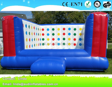 Inflatable Twister 3D Crazy Dots