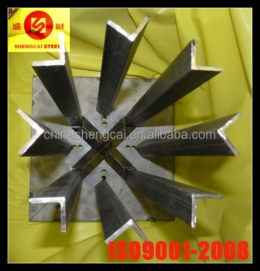 Prime Hot Rolled Price per kg Iron Angle Bar