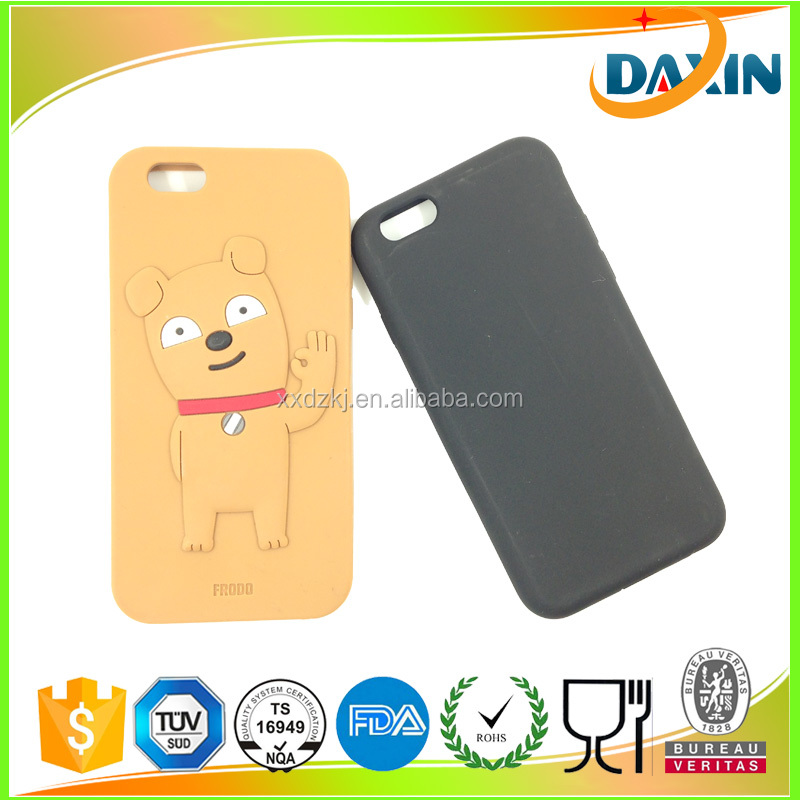 custom mobile accessories silicone phone case for iphone5