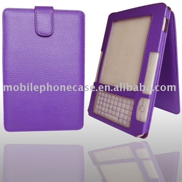 Special PU case For Amazon kindle E-book case