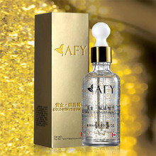 AFY high-end gold revive essence Powerful 24K Active Gold Revive Essence