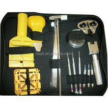 China Watchmakers Tools Watch Tools Offers 13 pcs Kit watch Repair Tool Kit