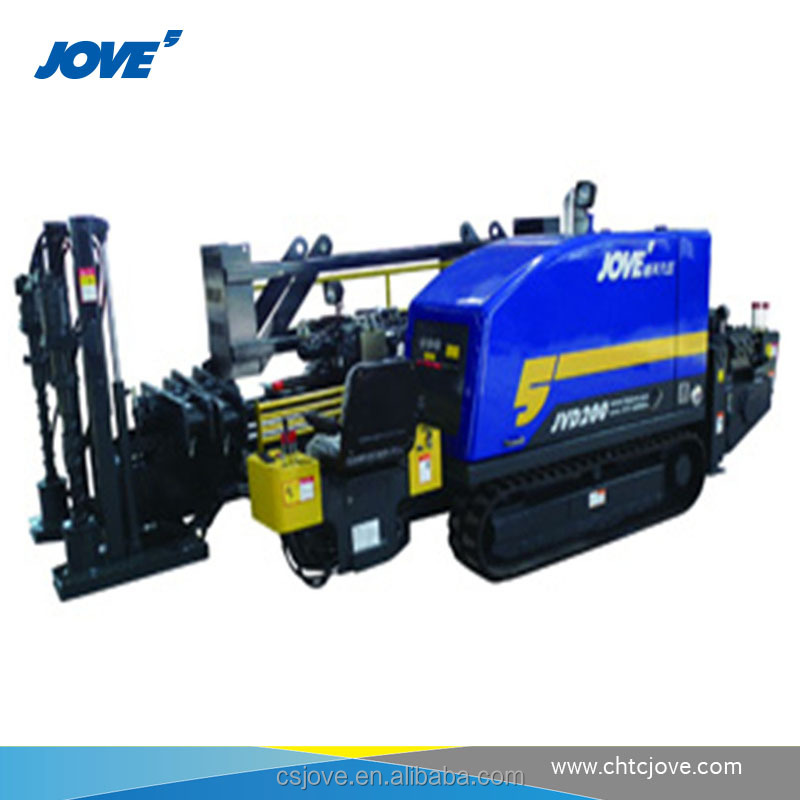 Factory price Hdd drilling machine no dig underground pipe machine good quality cheap horizontal directional rig