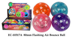 80mm Flashing Air Bounce Ball