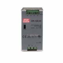 MeanWell DR-120-24 AC to DC output 24v 120w din rail power supply
