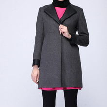 SMALL ORDER new design wedding coat for WOMEN neoprene coat