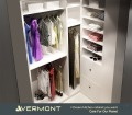 Hot-Selling Innovative Women Walk in Wardrobes Premium Custom Made Bedroom Closets