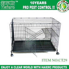 Heavy Duty Metal Animal Cage with Wheels, Dog Kennels ,Cat Dog House CT29