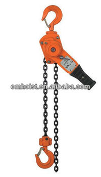 HSH-X ratchet Lever Hoist with overload protection
