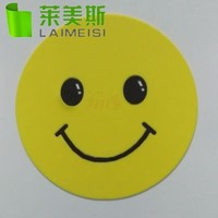 Decrocative Soft Rubber Custom fridge Sticker