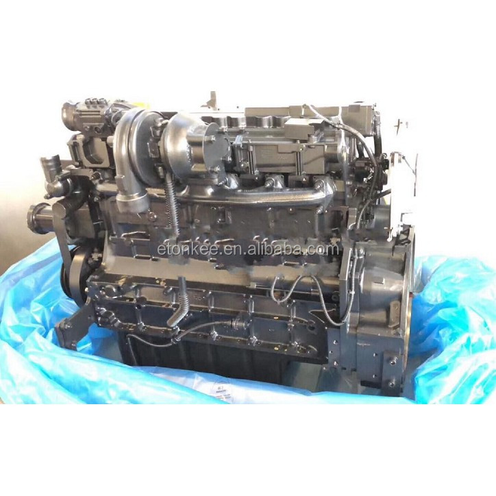 Genuine D7E complete engine assy EC240B EC290B Prime whole engine assy