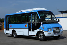 Passenger 38/ 19-25 + 12 Stance CKZ6650 CNG City Bus, Pure CNG Kit Price CNG Kit
