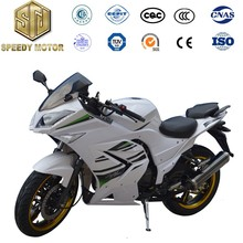 Water cooled adult racing motorcycle high power motorcycle