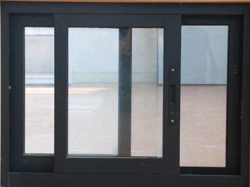 China Supplier frosted glass sliding window with CE certificate