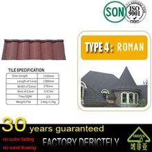 real factory hot model Best Sell Asian Style Low Cost black building material Roof Tiles